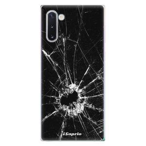 Odolné silikónové puzdro iSaprio - Broken Glass 10 - Samsung Galaxy Note 10 vyobraziť