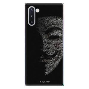 Odolné silikónové puzdro iSaprio - Vendeta 10 - Samsung Galaxy Note 10 vyobraziť