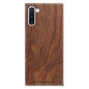 Odolné silikónové puzdro iSaprio - Wood 10 - Samsung Galaxy Note 10 vyobraziť