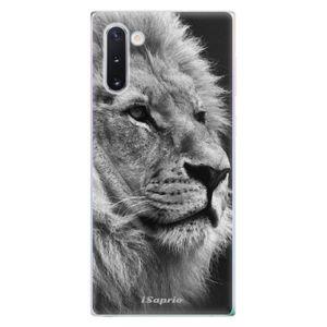 Odolné silikónové puzdro iSaprio - Lion 10 - Samsung Galaxy Note 10 vyobraziť