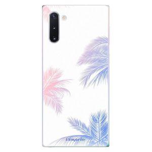 Odolné silikónové puzdro iSaprio - Digital Palms 10 - Samsung Galaxy Note 10 vyobraziť