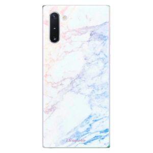 Odolné silikónové puzdro iSaprio - Raibow Marble 10 - Samsung Galaxy Note 10 vyobraziť