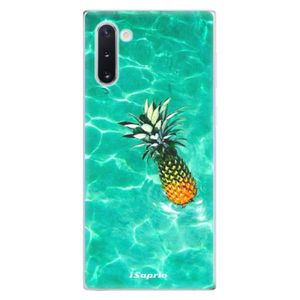 Odolné silikónové puzdro iSaprio - Pineapple 10 - Samsung Galaxy Note 10 vyobraziť