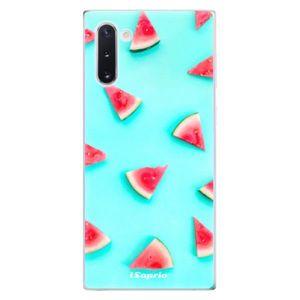 Odolné silikónové puzdro iSaprio - Melon Patern 10 - Samsung Galaxy Note 10 vyobraziť