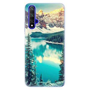 Odolné silikónové puzdro iSaprio - Mountains 10 - Huawei Honor 20 vyobraziť