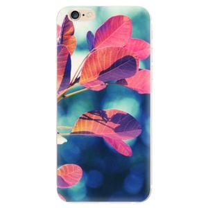 Odolné silikónové puzdro iSaprio - Autumn 01 - iPhone 6/6S vyobraziť