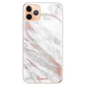 Odolné silikónové puzdro iSaprio - RoseGold 11 - iPhone 11 Pro Max vyobraziť