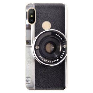 Odolné silikónové puzdro iSaprio - Vintage Camera 01 - Xiaomi Mi A2 Lite vyobraziť