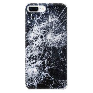 Odolné silikónové puzdro iSaprio - Cracked - iPhone 8 vyobraziť