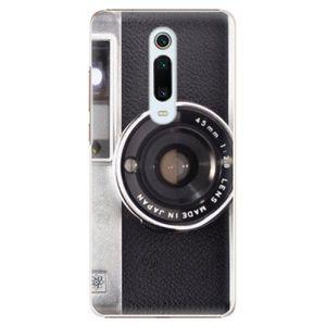 Plastové puzdro iSaprio - Vintage Camera 01 - Xiaomi Mi 9T Pro vyobraziť