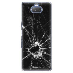 Plastové puzdro iSaprio - Broken Glass 10 - Sony Xperia 10 vyobraziť