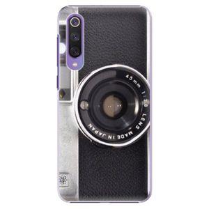 Plastové puzdro iSaprio - Vintage Camera 01 - Xiaomi Mi 9 SE vyobraziť