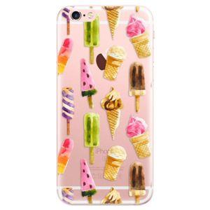 Odolné silikónové puzdro iSaprio - Ice Cream - iPhone 6 Plus/6S Plus vyobraziť