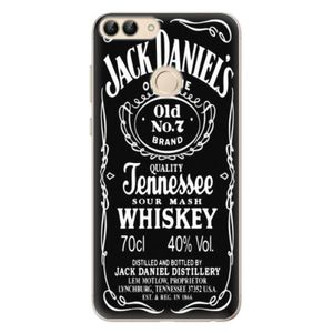 Odolné silikónové puzdro iSaprio - Jack Daniels - Huawei P Smart vyobraziť