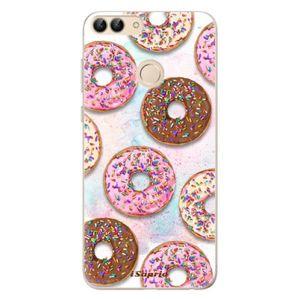Odolné silikónové puzdro iSaprio - Donuts 11 - Huawei P Smart vyobraziť