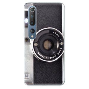 Odolné silikónové puzdro iSaprio - Vintage Camera 01 - Xiaomi Mi 10 / Mi 10 Pro vyobraziť