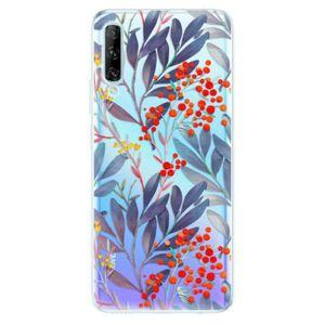 Odolné silikónové puzdro iSaprio - Rowanberry - Huawei P Smart vyobraziť