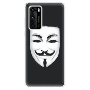 Odolné silikónové puzdro iSaprio - Vendeta - Huawei P40 vyobraziť