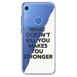 Plastové puzdro iSaprio - Makes You Stronger - Huawei Y6s vyobraziť