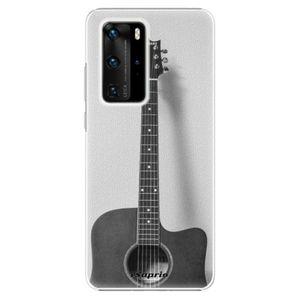 Plastové puzdro iSaprio - Guitar 01 - Huawei P40 Pro vyobraziť