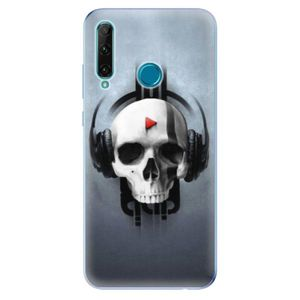 Odolné silikónové puzdro iSaprio - Skeleton M - Honor 20e vyobraziť