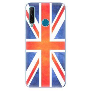 Odolné silikónové puzdro iSaprio - UK Flag - Honor 20e vyobraziť