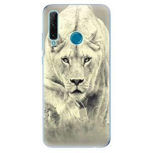 Odolné silikónové puzdro iSaprio - Lioness 01 - Honor 20e vyobraziť