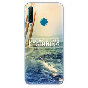 Odolné silikónové puzdro iSaprio - Beginning - Honor 20e vyobraziť