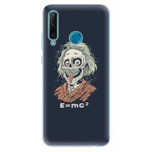 Odolné silikónové puzdro iSaprio - Einstein 01 - Honor 20e vyobraziť