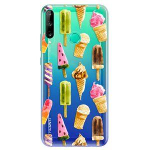 Odolné silikónové puzdro iSaprio - Ice Cream - Huawei P40 Lite vyobraziť