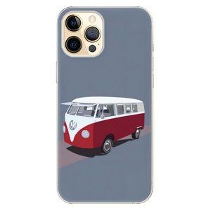 Odolné silikónové puzdro iSaprio - VW Bus - iPhone 12 vyobraziť