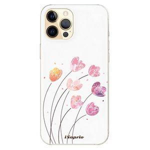 Odolné silikónové puzdro iSaprio - Flowers 14 - iPhone 12 vyobraziť