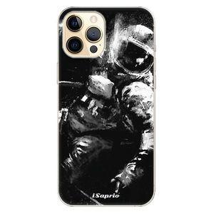 Odolné silikónové puzdro iSaprio - Astronaut 02 - iPhone 12 vyobraziť