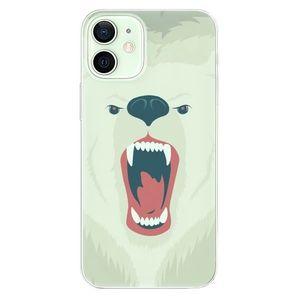 Odolné silikónové puzdro iSaprio - Angry Bear - iPhone 12 vyobraziť