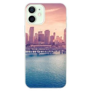 Odolné silikónové puzdro iSaprio - Morning in a City - iPhone 12 vyobraziť