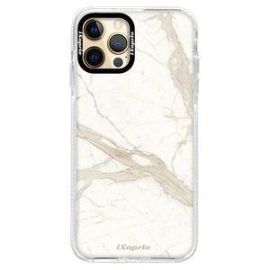Silikónové puzdro Bumper iSaprio - Marble 12 - iPhone 12 Pro Max vyobraziť