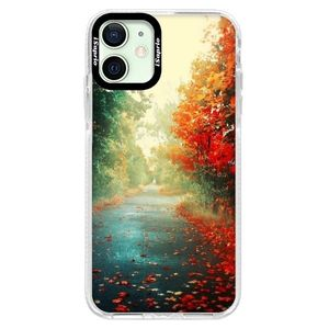 Silikónové puzdro Bumper iSaprio - Autumn 03 - iPhone 12 vyobraziť