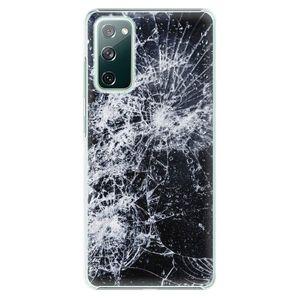 Plastové puzdro iSaprio - Cracked - Samsung Galaxy S20+ vyobraziť