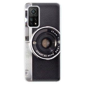 Odolné silikónové puzdro iSaprio - Vintage Camera 01 - Xiaomi Mi 10T / Mi 10T Pro vyobraziť