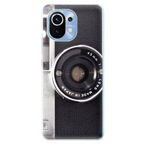 Odolné silikónové puzdro iSaprio - Vintage Camera 01 - Xiaomi Mi 11 vyobraziť