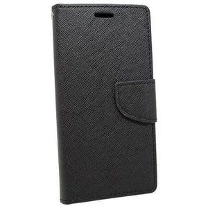 Puzdro Fancy Book Xiaomi Mi 10 Lite - čierne vyobraziť