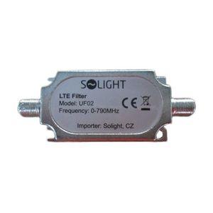 Anténna filter LTE, rozsah 0-790MHz, max. 60. kanálov DvB-T vyobraziť