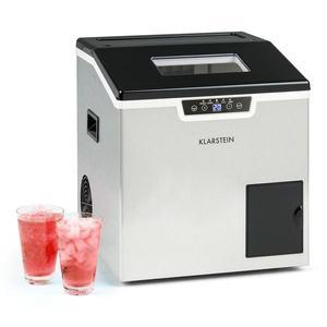 Klarstein Icefestival Cube, výrobník ľadu, 400 W, 1, 9 l, 20 kg/24 hod. vyobraziť