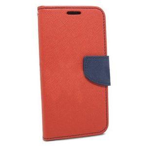 Puzdro Fancy Book Motorola G9 Power - červeno modré vyobraziť