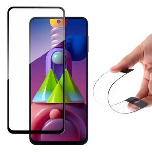 MG Nano Flexi Hybrid ochranné sklo na Samsung Galaxy M51, čierne vyobraziť