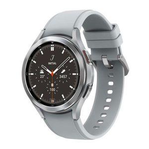 Samsung Galaxy Watch 4 42mm Classic SM-R880NZS, Strieborné vyobraziť