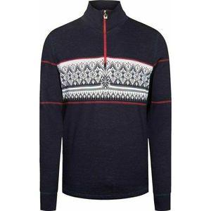 Dale of Norway Moritz Mens Basic Sweater Navy/White/Raspberry S vyobraziť