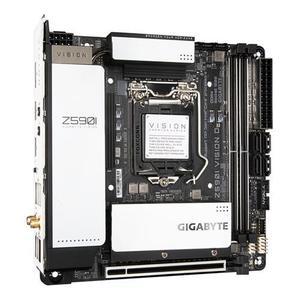 GIGABYTE Z590I VISION D vyobraziť