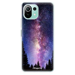 Odolné silikónové puzdro iSaprio - Milky Way 11 - Xiaomi Mi 11 Lite vyobraziť