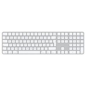 Apple Magic Keyboard Numeric Touch ID - Czech MK2C3CZ/A vyobraziť